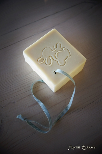 Buttermilk Baby Handcrafted Soap by Auntie Clara's