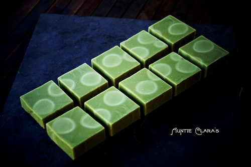 Intentional Crop Circle Soap by Auntie Clara's