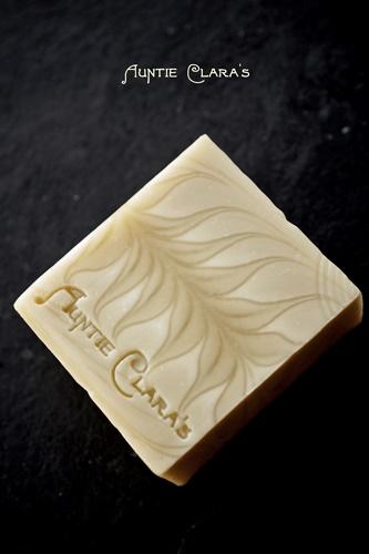 Ghost Swirl Soap by Auntie Clara's