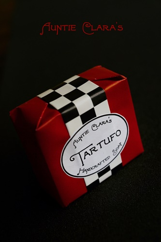 TARTUFO Soap by Auntie Clara's
