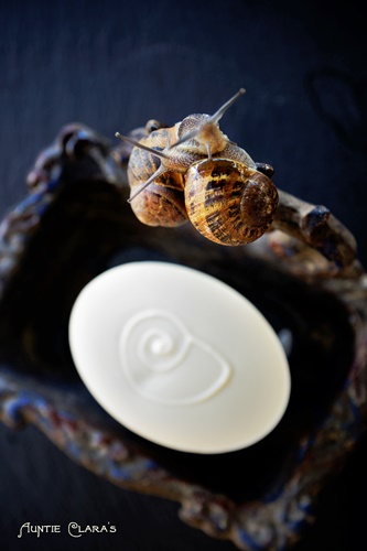 Double, Double Toil and Trouble: Snail Soap