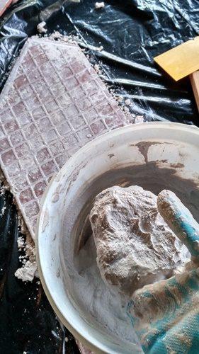 Tadelact plaster